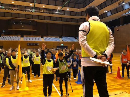 外国人従業員も楽しんでいただいた運動会!@高砂総合体育館